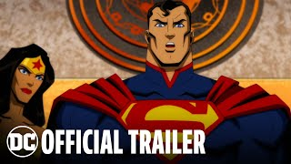 Injustice - Official Trailer | DC