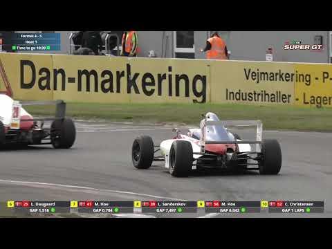 Padborg Park Light Race Formel 4 5 Heat 1