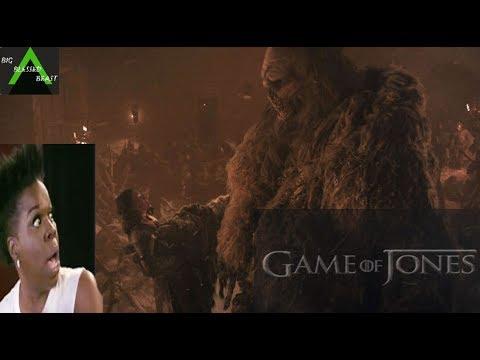 Game of Jones: Leslie Jones and Seth Watch Game of Thrones' Final