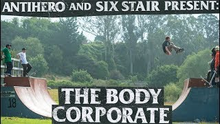 Antihero & Six Stair: The Body Corporate - Brian Anderson, Jeff Grosso, Sean Gutierrez - Trailer