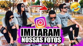 MARIDOS IMITANDO NOSSAS FOTOS DO INSTA | Blog das irmãs