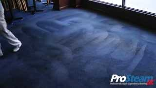 preview picture of video 'Woking - Carpet Cleaning - Restaurant'