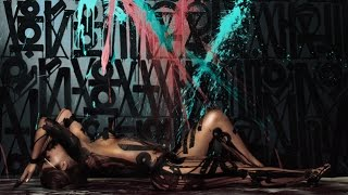 TMZ | RETNA x Jossie Ochoa - Body Paint Art