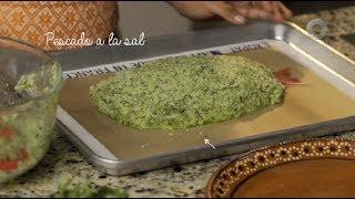 Tu cocina - Pescado a la sal