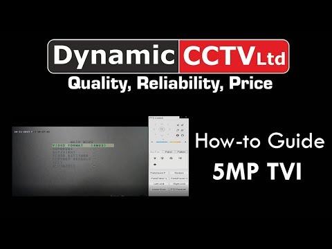 tech - 5MP TVI