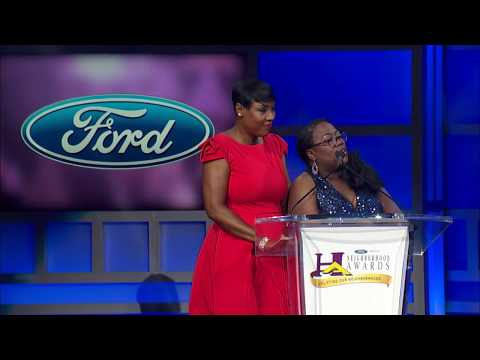 Sheryl Underwood & Carla Ferrell Announce Best Soul Food Neighborhood Awards 2015
