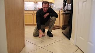 How to Replace a Broken Floor Tile