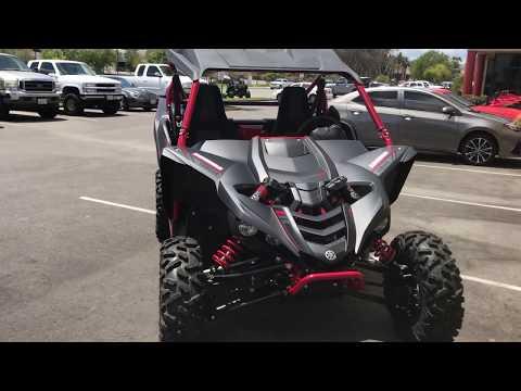 2017 Yamaha YXZ1000R SE in Murrieta, California