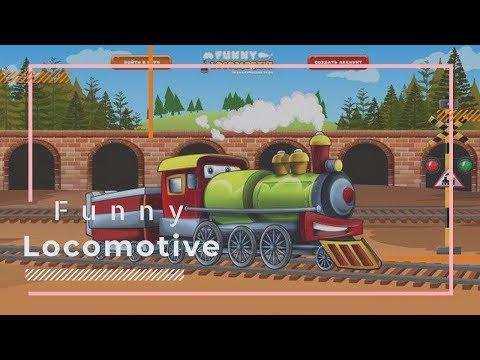 Funny Locomotive funny-locomotive.biz отзывы 2019, обзор, Локомотив с первым вагоном в подарок