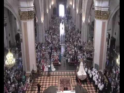 Misa Rociera Catedral de Valencia (Canto de entrada))