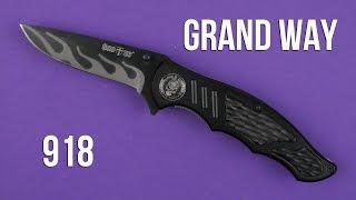 Grand Way 918 - відео 1