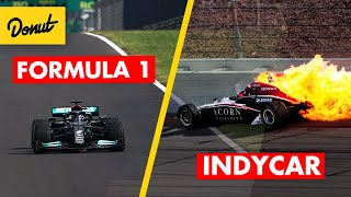Why IndyCar is Better than F1