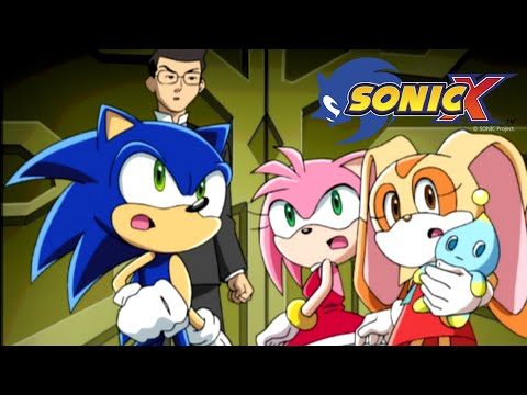 [OFFICIAL] SONIC X Ep36 - Shadow World