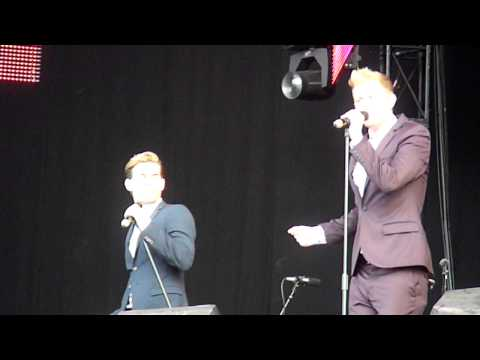 [Hyde Park, 2012] The Overtones - Say What I Feel