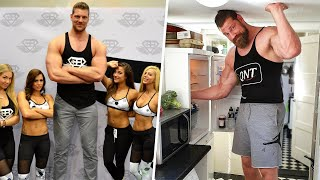 This Guy's So Tall, People Are Calling Him the Tallest Man in the World