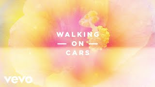 Walking On Cars   Pieces Of You (Visualiser)