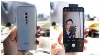 Vivo V17 Pro Hands-On: Six Cameras!