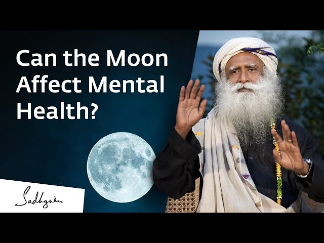 Can the Moon Affect Mental Health?