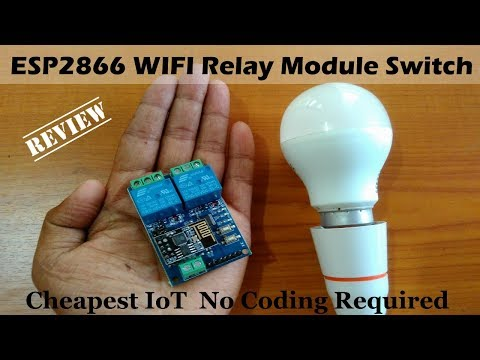 Best Cheap ESP8266 wifi Module Switch IoT