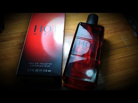 Davidoff Hot Water Fragrance Review (2009)
