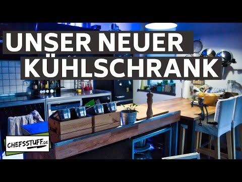 Kühlschrank - Küchen Story #1 | Der Kühlschrank | Exquisit Kühl Gefrierkombination RKGC250/70-16A++