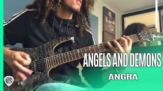 Angels and Demons - Angra (Guitar Cover) HD