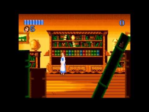 La Belle et la B�te Super Nintendo