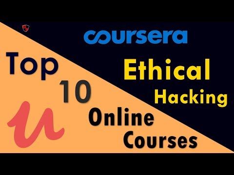 [HINDI] Top 10 Online Courses to Start Ethical Hacking | Beginner to Professional | My Picks