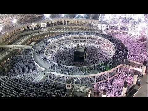 سورة الحجرات – الشيخ ماهر المعيقلي – ليلة 25 رمضان 1434هـ