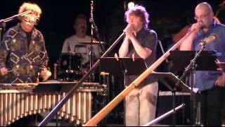 """Super Alpen King""  alphorn / cor des Alpes & vibraphone"
