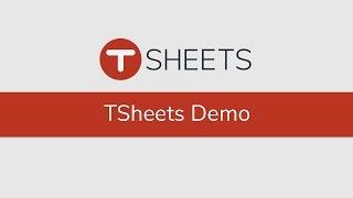 TSheets video
