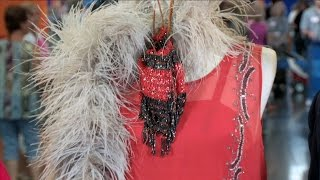 1920s Beaded Flapper Dress, Boa, And Purse | Web Appraisal | Knoxville