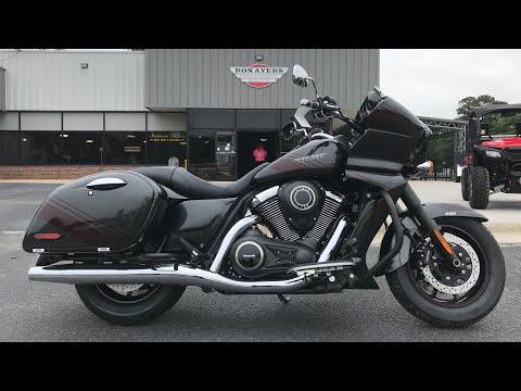 2021 Kawasaki Vulcan 1700 Vaquero ABS in Greenville, North Carolina - Video 1