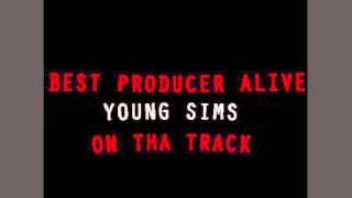 young sims on tha track 2 chainz what we doin freestyle