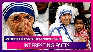 Mother Teresa 110th Birth Anniversary: 11 Interesting Facts About The Renowned Saint  IMAGES, GIF, ANIMATED GIF, WALLPAPER, STICKER FOR WHATSAPP & FACEBOOK