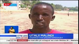 Kiwango cha wageni Malindi kimeshuka