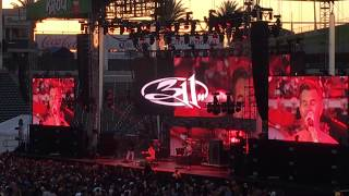 Amber, Down, Creatures (For A While) 311 LIVE at KROQ Weenie Roast Y Fiesta - StubHub Center 5/20/17