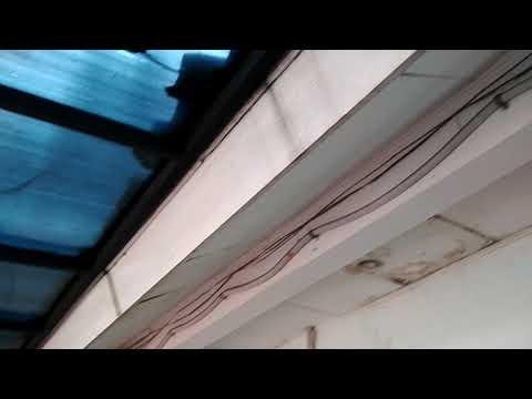 Kondisi kabel sebumm pemasangan/ penambahan cctv