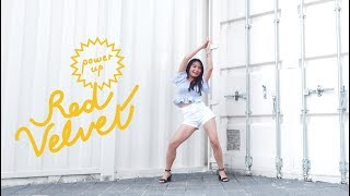 Red Velvet 레드벨벳 'Power Up' Lisa Rhee Dance Cover