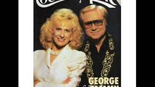 George Jones & Tammy Wynette  - Two Story  House