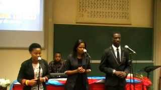 "Buring Pot: ""The Trinity"" by Bro Joseph, Sis Vuyolwethu & Sis Portia"