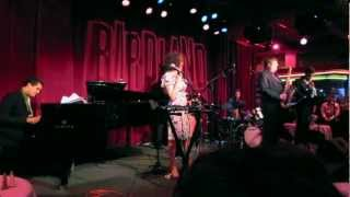 The Lamp Is Low - Cyrille Aimée Live At Birdland