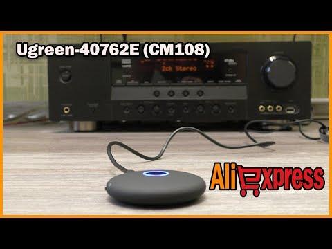 Bluetooth ресивер-трансмиттер «Ugreen CM108» (Ugreen-40762E)