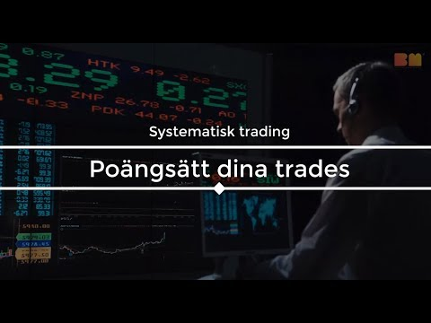 Lär Dig Trading – Poängsätt Dina Trades