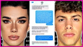 James Charles & Gage Text Messages REVEALED!