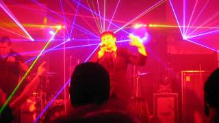 12 Stones - Infected w/ Jeff Stebbins of 3 Pill Morning LIVE @ The Fillmor 12-12-12