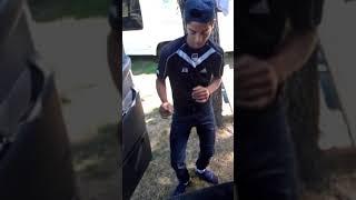 Gitan qui danse avie
