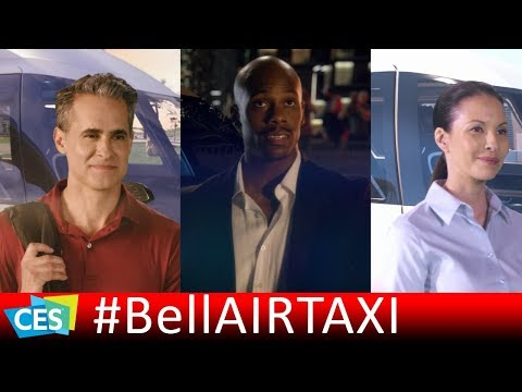 BELLAIRTAXI: O TÁXI DO FUTURO