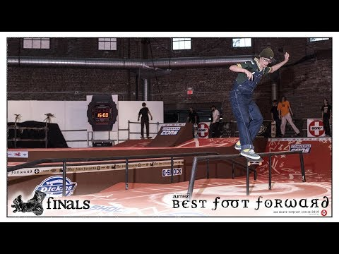 Zumiez Best Foot Forward 2018: Finals