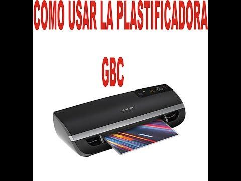 Swingline - Fusion GBC  5000L Plastificadora
